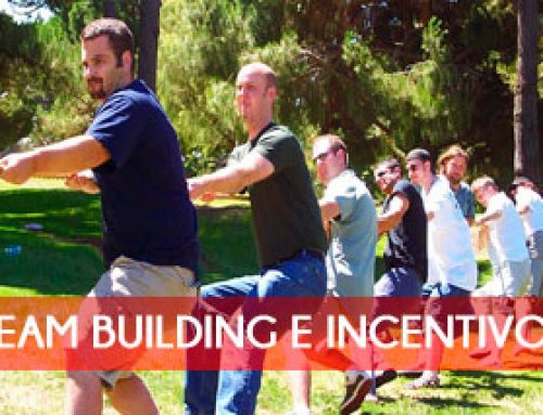 Team building e incentivos