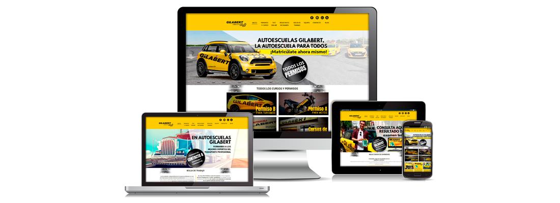 trabajos diseño web