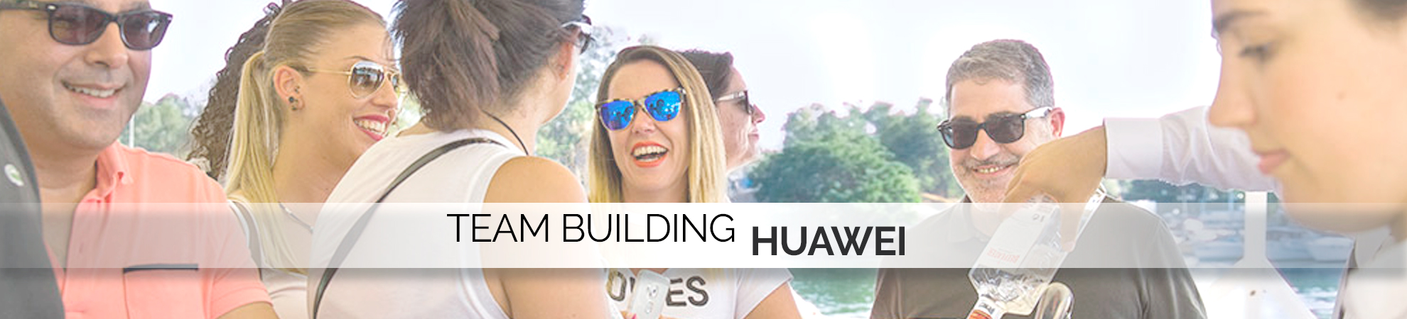 Team building huawei
