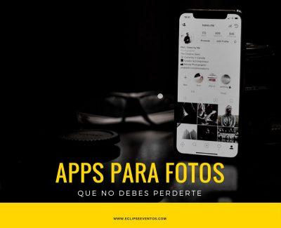 apps para fotos