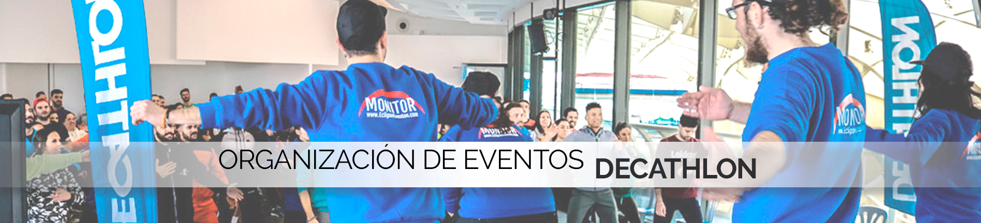 Evento decathlon