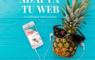 web para moviles