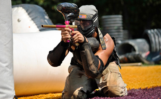 TEAMBUILDING PAINTBALL