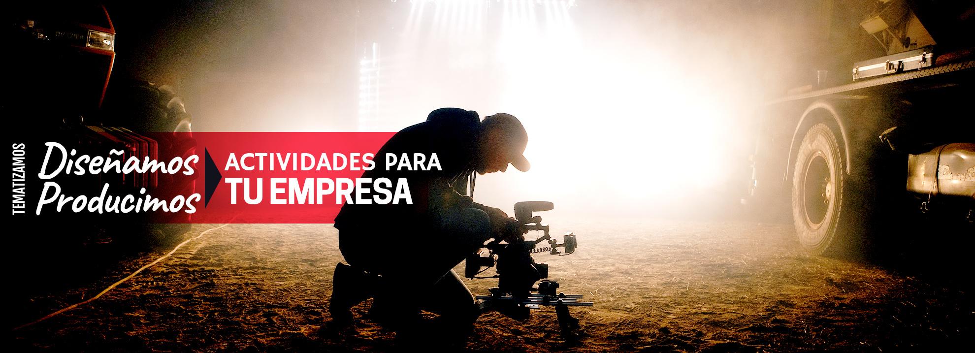Video corporativo de cine