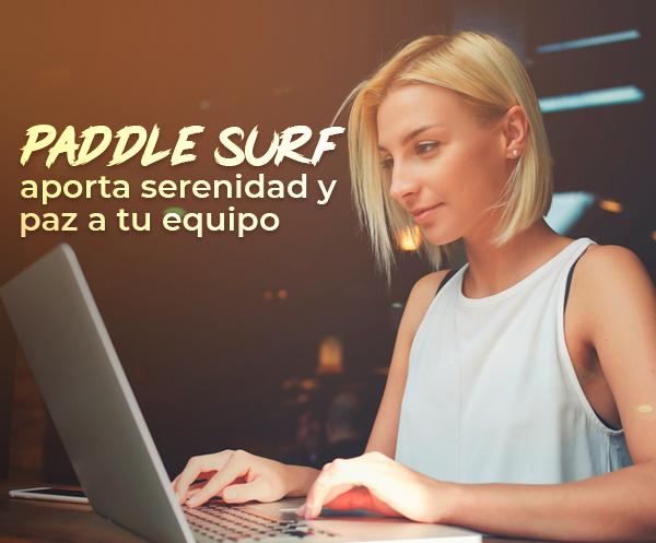 Paddle surf para empresas
