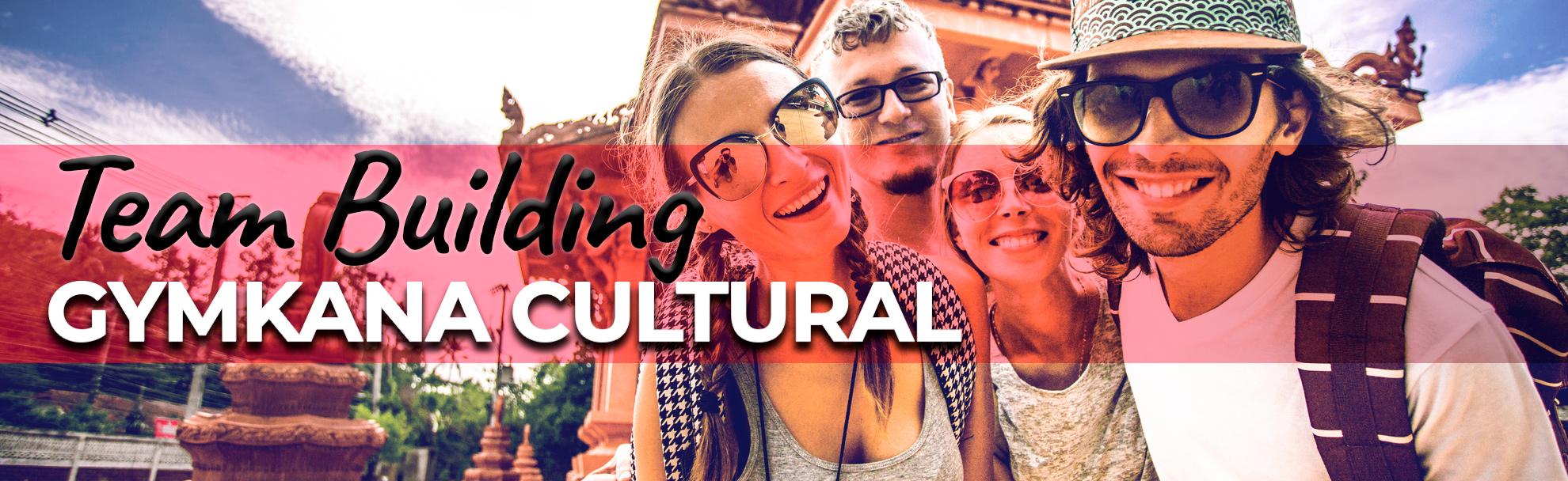 Gymkanas culturales para empresas