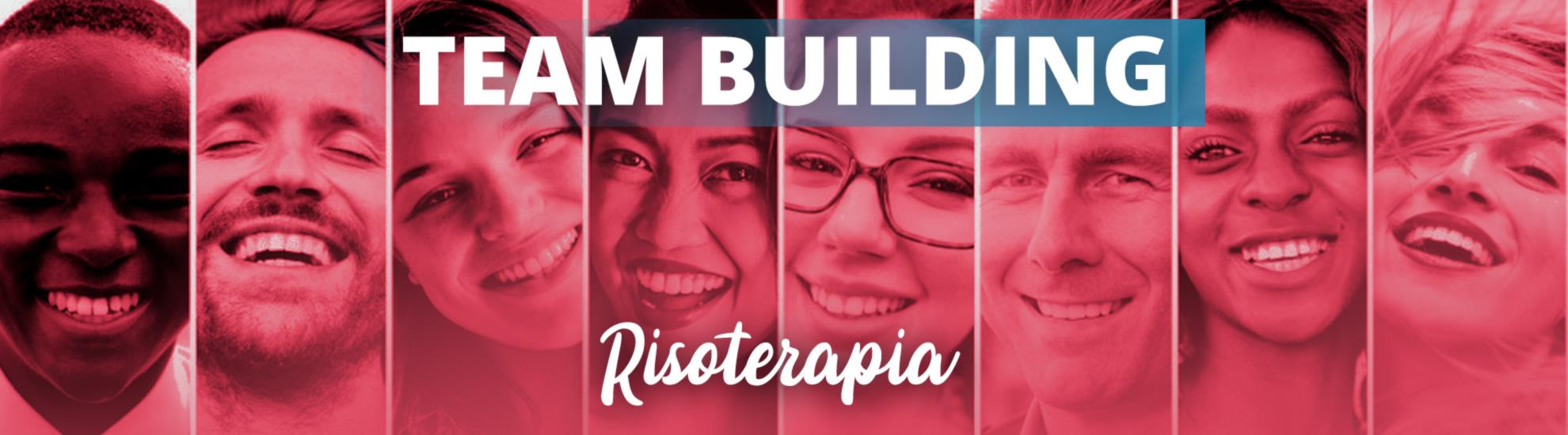 team building risoterapia
