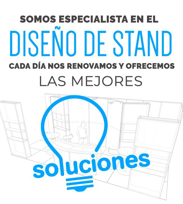 Diseño de stand