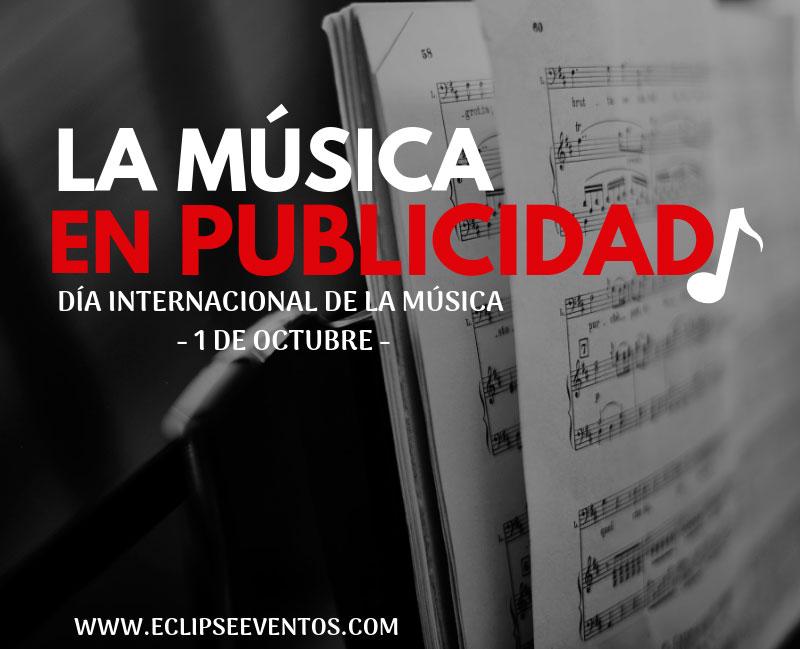 Música en publicidad