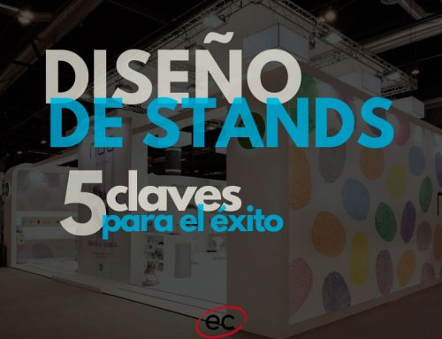 Cinco claves sobre tu stand